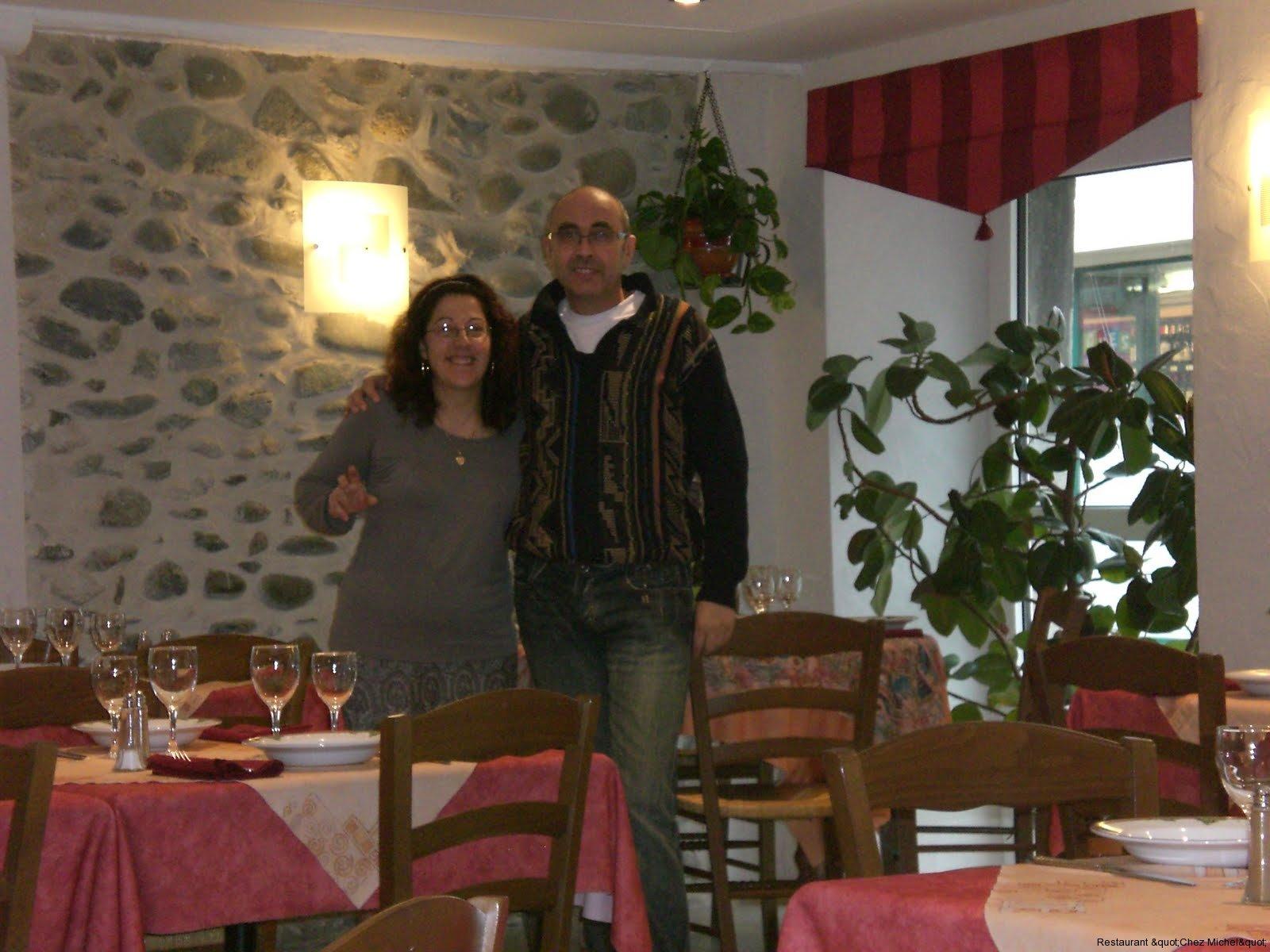 Annie et Michel vous souhaite la bienvenue !